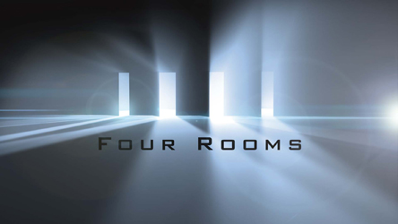 Channel 4's Four Rooms Logo