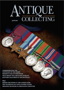 Antique Collecting June 2016