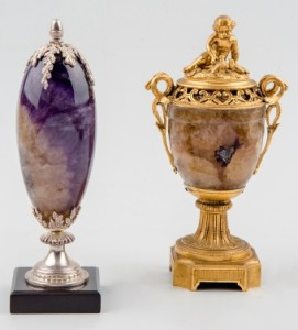 Examples of Blue John