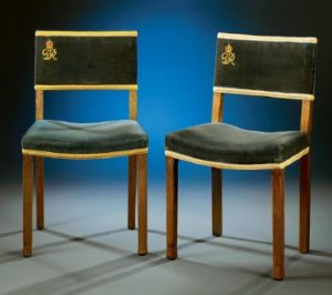 Coronation chairs