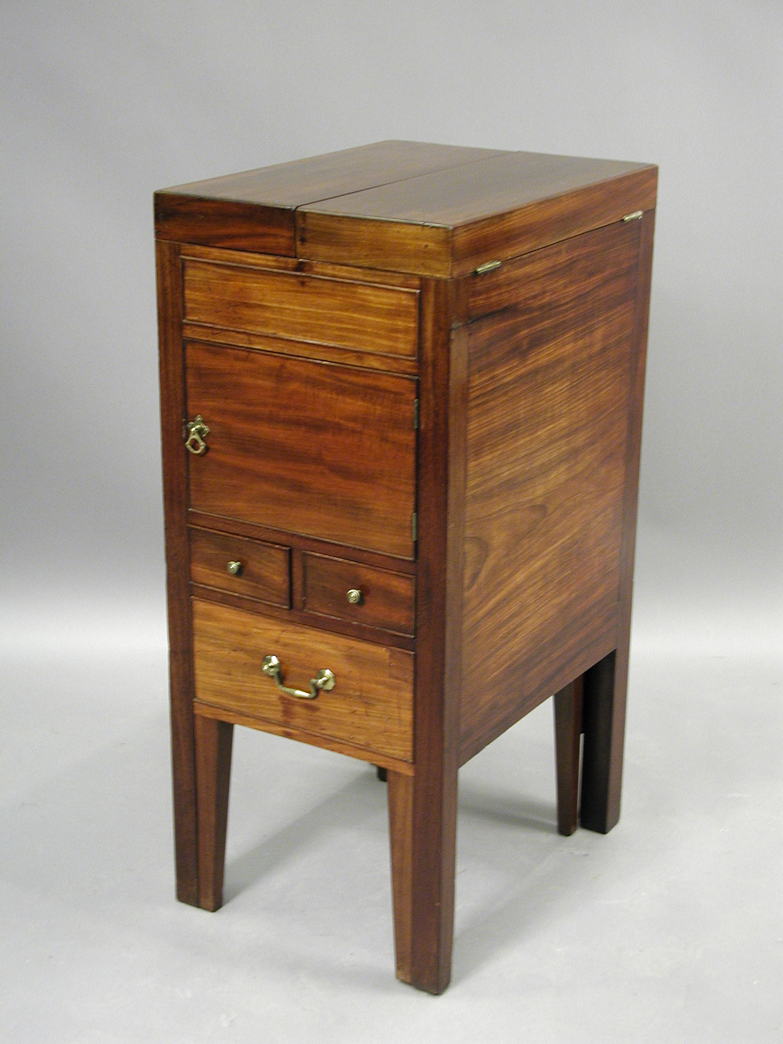 The Early Mahogany Index showed a very slight decline of one percent. High  quality dining chairs of early mahogany form improved despite the general  move ... - The 2015 ACC Antique Furniture Price Index Antique Collecting