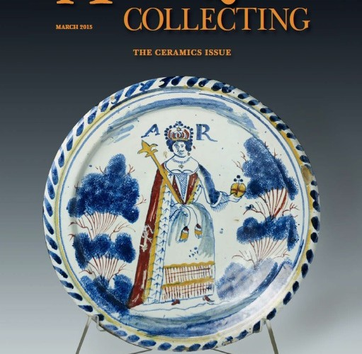 Antique Collecting March Editorial