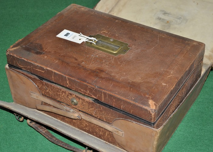 Robert Stephenson Writing Case to be Auctioned in Newcastle