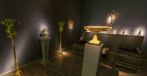 Tomasso Brothers stand at TEFAF Maastrict