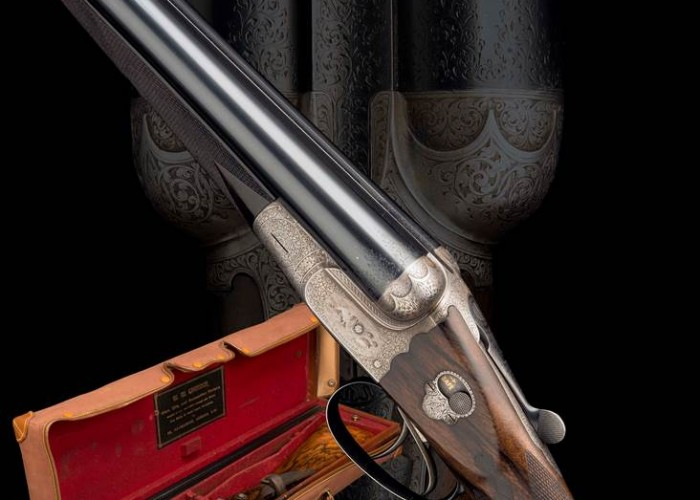 Holts to sell Wilkes gun