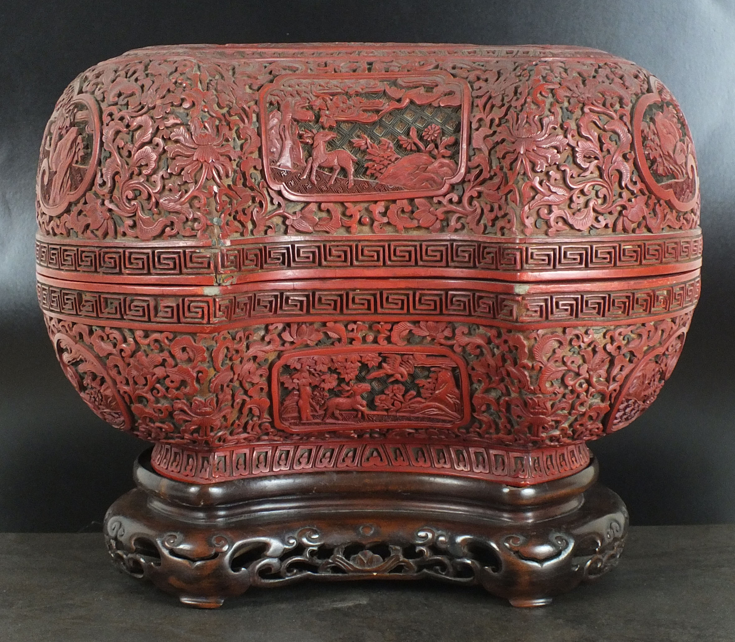 Chinese boxes of delight make 18k antique collecting for Asian antiques uk