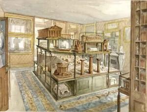 Soane Museum - Model Room
