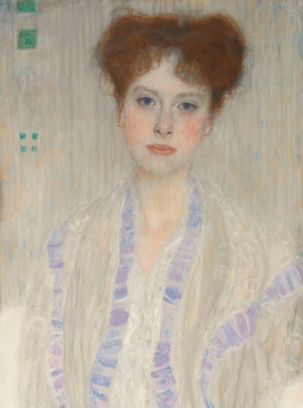 Gustav Klimt painting sold at Sotheby's