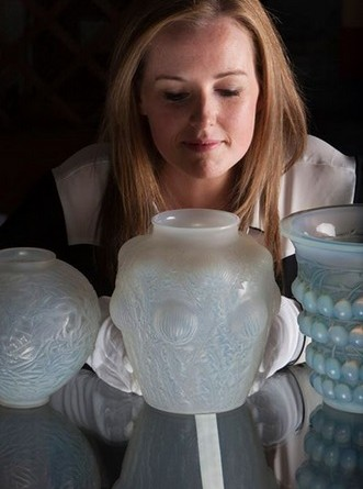 A collection of Lalique at McTears Auction