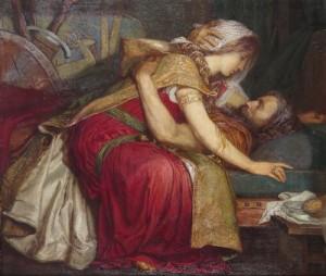 Tristram's Deathbed
