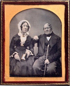 An early Daguerreotype