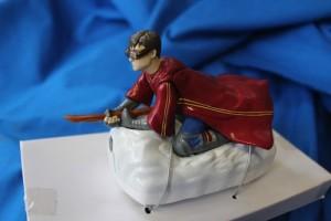 Pre-production Harry Potter figure from Corgi