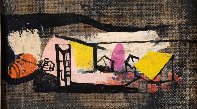 'Portland Trio' by John Piper