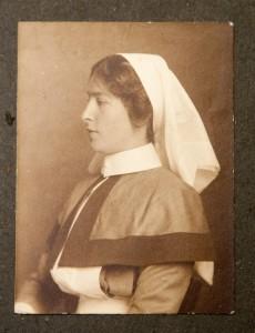 Nurse Violet Gossett