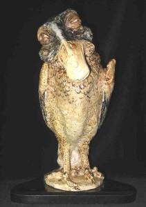 Martin Brothers bird