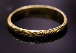 Elizabethan poesy ring