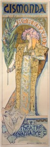 Alphonse Mucha's Gismonda