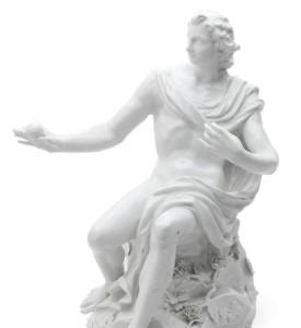 Meissen figure