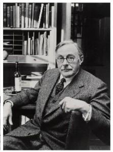 Furniture designer Gordon Russell