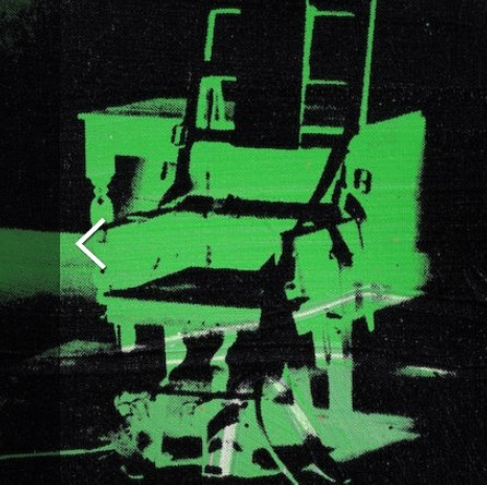 Andy Warhol Fourteen small electric chairs