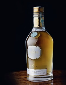 The 55-year-old Glenfiddich, celebrating the 110th birthday of Janet Sheed Roberts, was sold for a then world record price of £46,850