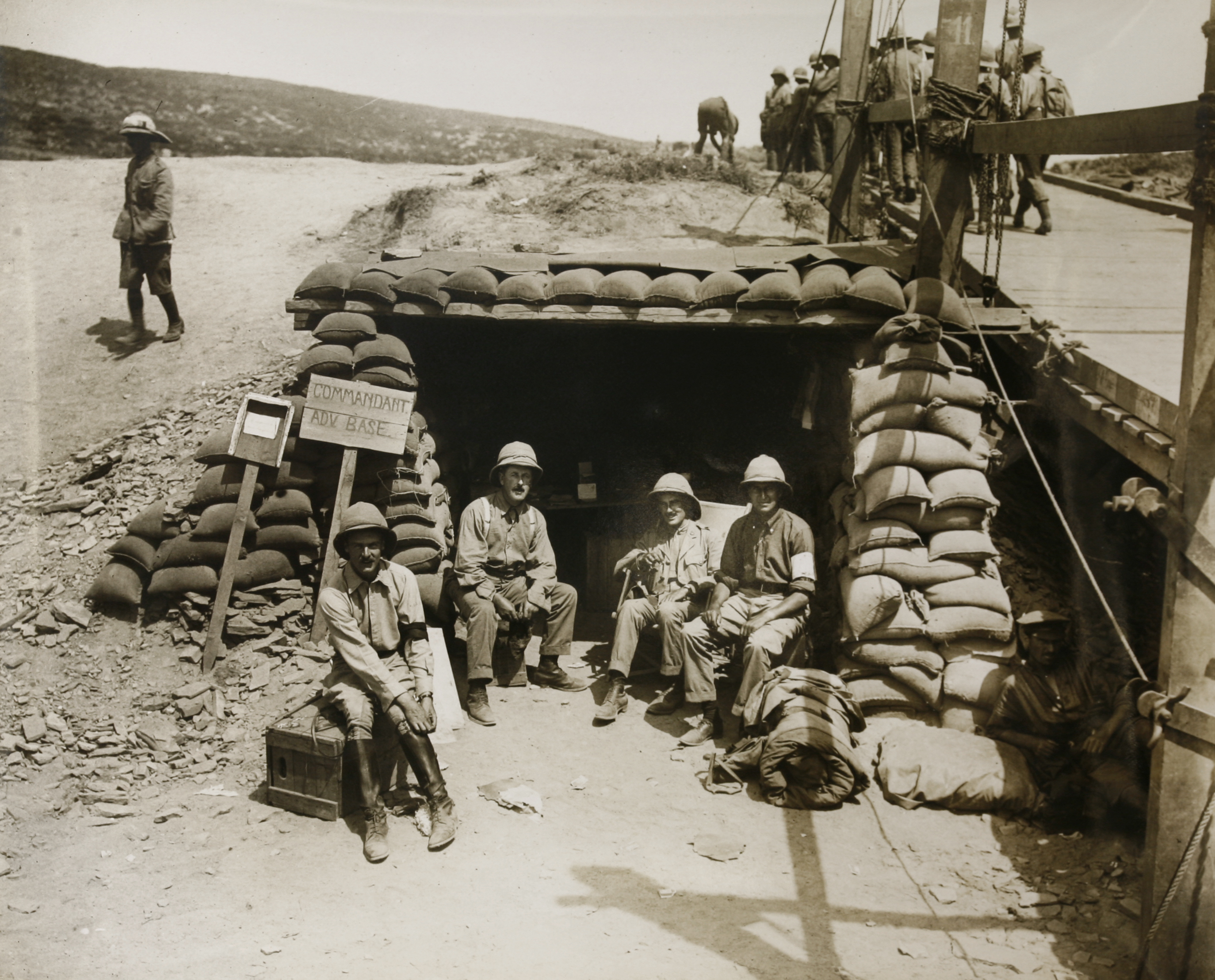 Why did the Gallipoli campaign of 1915 fail - Assignment Example