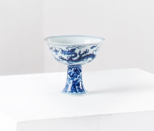 600-year-old china Ming cup