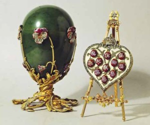 The Imperial Easter Egg of 1899