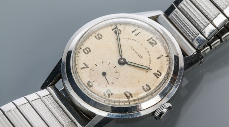 Paul Buhre wristwatch
