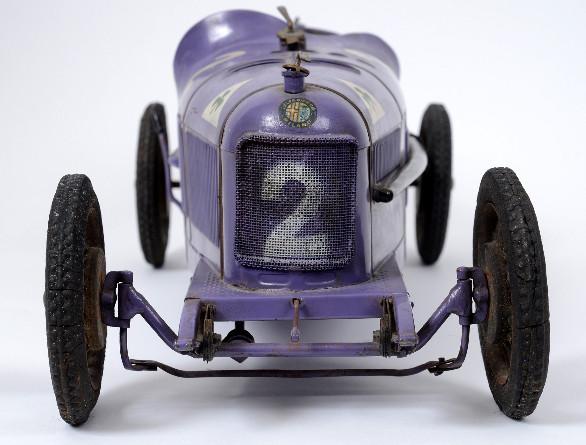A child's Alfa Romeo