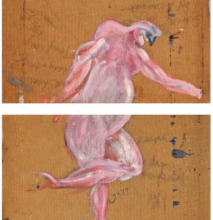 Francis Bacon, 'Figure'