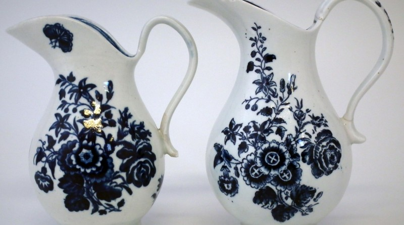English porcelain from the Lomax collection