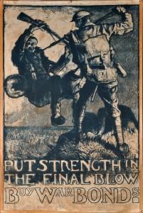 Sir Frank Brangwyn poster