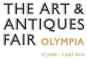 Clarion Events' The Art & Antiques Fair, Olympia logo