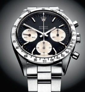 Original condition with box and papers pushed this Rolex to £23,000 plus