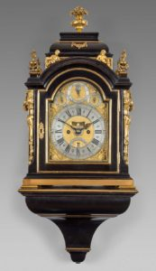 Antique clock from Art Antiques London