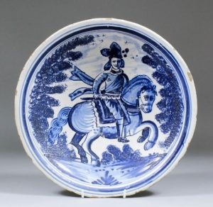 A plate from the Wittenberg Collection