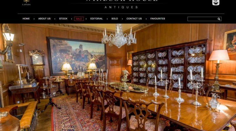 Windsor House Antiques new website