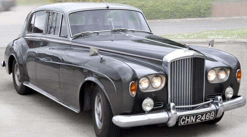 A vintage 1964 Bentley