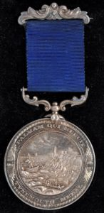 Tynemouth Extension Medal
