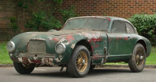 1949 Aston Martin DB Team Car