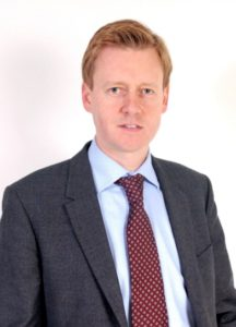 Edward Crichton of Lacy Scott & Knight auction house