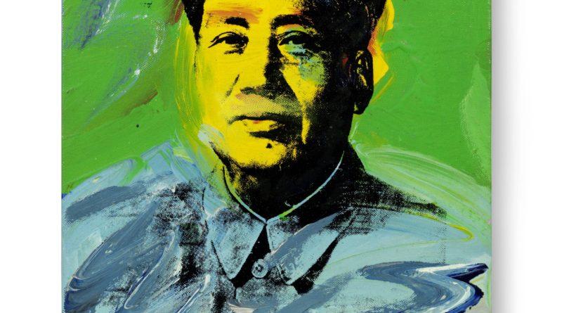 Andy Warhol's Mao