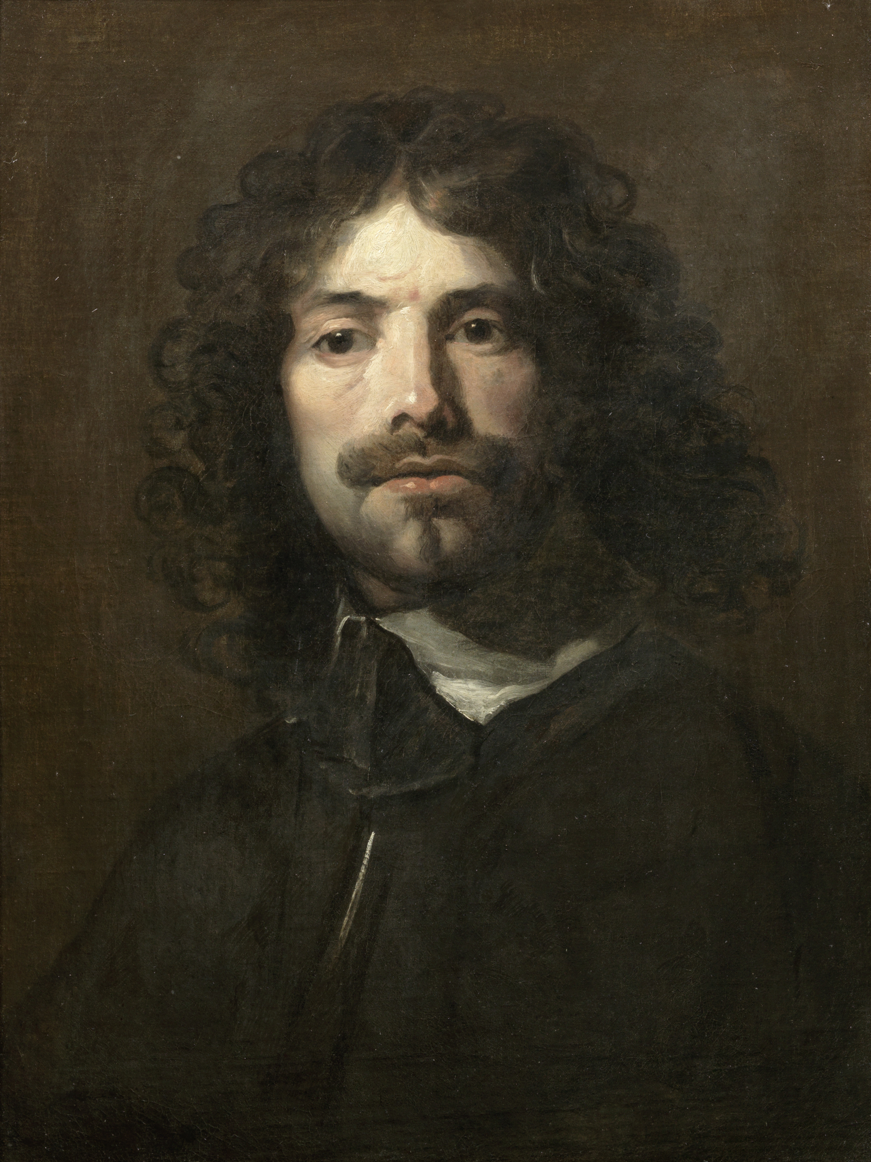 Self-portrait by William Dobson