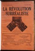 Cover of La Revolution Surrealiste