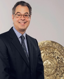 Christie's specialist Harry Williams-Bulkeley