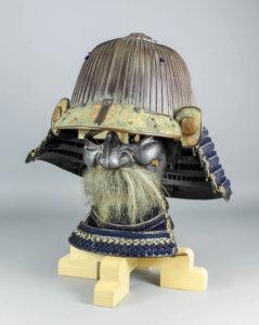 Japanese Samurai helmet £1500-2000