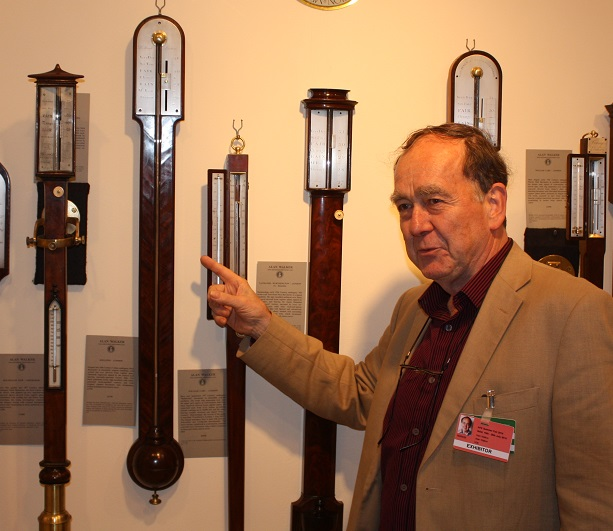 Antique barometers from Alan Walker