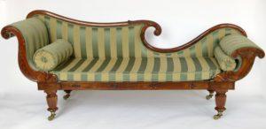A chaise longue