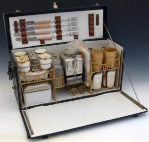 A 1930's picnic set